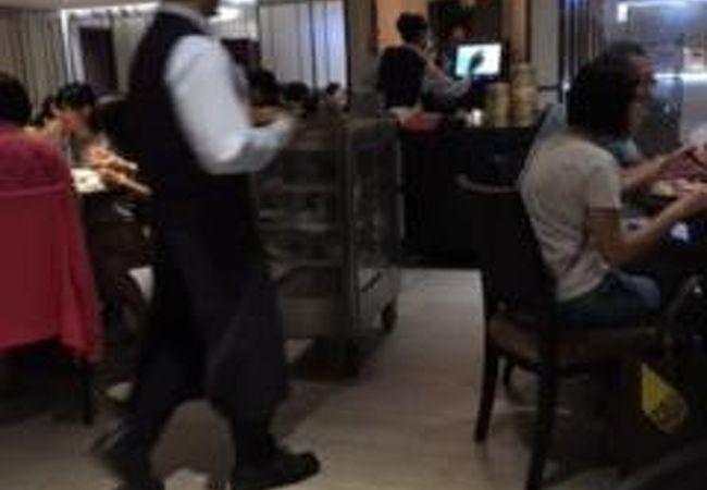 ホテルシャトーデシンの飲茶専門店