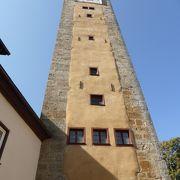 町で一番の高さ、ブルク門