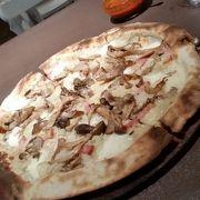 美味しいピザランチ