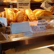ピロシキが名物なパン屋さん