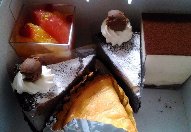手頃なフランス菓子