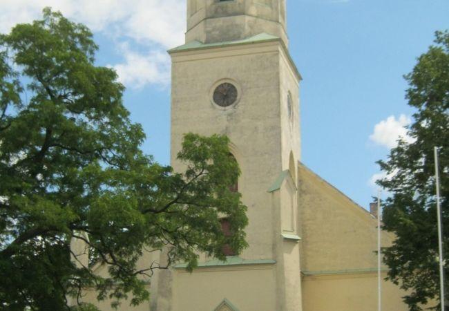 13世紀にはこの町で建てられたようです。