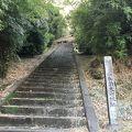 写真:加治木城跡