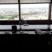 ブライトンホテルの最上階にある鉄板焼きレストラン燔(ヒモロギ)に行って来ました。