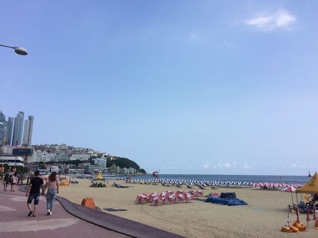 ヘウンデビーチ (海雲台ビーチ)