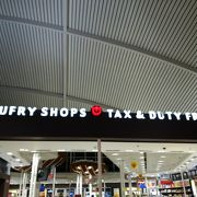 デンバサール国際空港の免税店