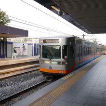 アタキョイ シーリンエヴレル駅 (メトロ)