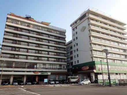 別府温泉 花菱ホテル 写真