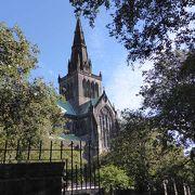 スコットランドの歴史を引き継いでいる教会