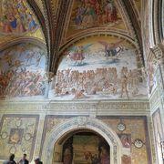 美術史上重要な礼拝堂
