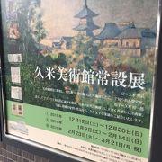 目黒駅近くの美術館