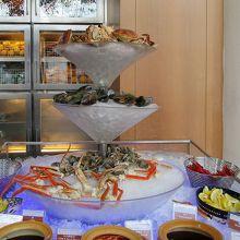 さあ行きましょう!香港人に大人気、蟹・海老などのシーフード