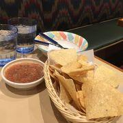 メキシコ料理ってパクチーがいっぱい入ってるんだ