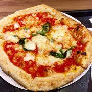 350円!渋谷で美味しいマルゲリータ☆ナポリス