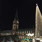 ハンブルクの中心