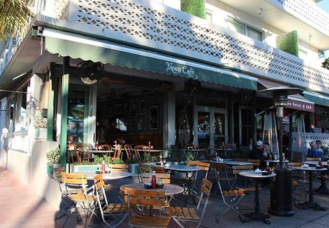 著名人も通った老舗カフェは居心地抜群