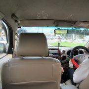 メータータクシー、台数増加中