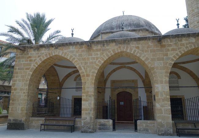 アラブアフメト モスク