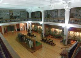 西シベリア鉄道歴史博物館