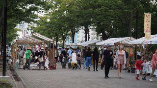 代々木公園 東京朝市アースデイマーケット