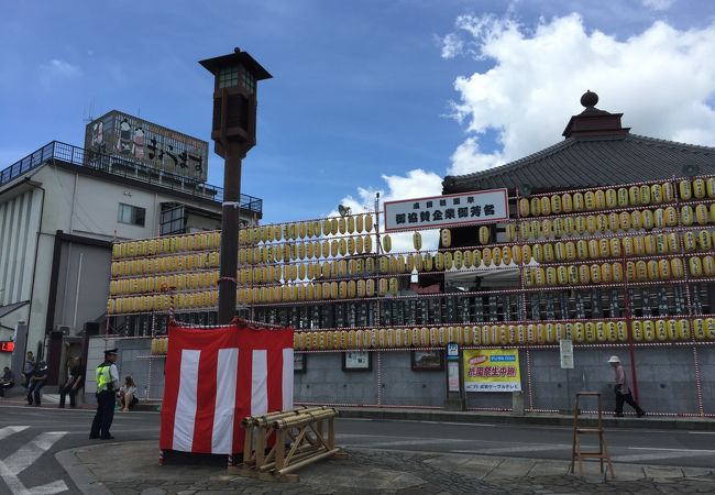 成田最大の祭り
