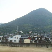嵩山(山口県周防大島町)