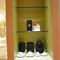 ネスプレッソのマシンと紅茶はTWGです!