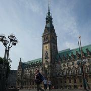 ハンブルク観光の定番