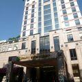 シンガポールのビジネスホテル