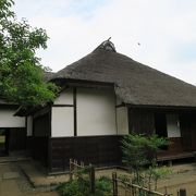 佐倉武家屋敷のひとつ