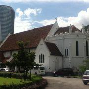 イギリス国教会の礼拝堂