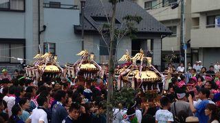 須賀の祭り