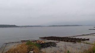 佐渡加茂湖温泉