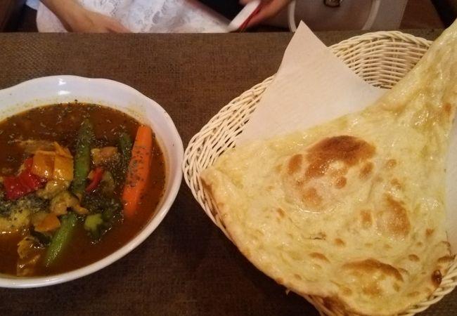 ネパール料理の店