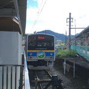 リニア実験線の最寄駅は田野倉駅