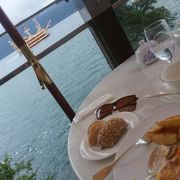 芦ノ湖でのんびりお茶を楽しむならココ!