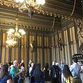 写真:旧市庁舎ガイドツアー