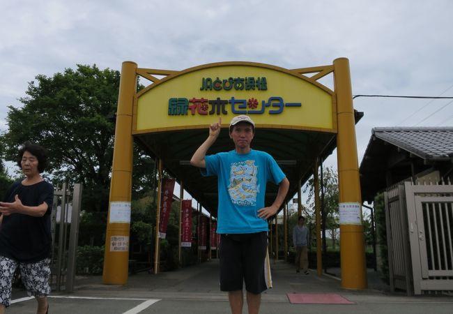 JAとぴあ浜松浜北営農緑花木センター