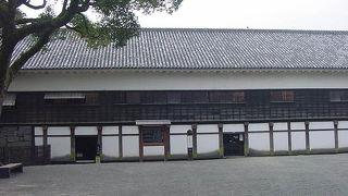 熊本城 数奇屋丸