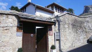 ボスニアン ナショナル モニュメント ムスリベゴヴィック ハウス