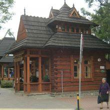 観光案内所 (ザコパネ)