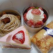 福岡で一番気にっているケーキ屋