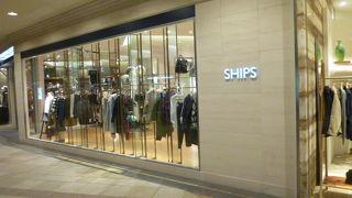 シップス SHIPS (なんばパークス店)