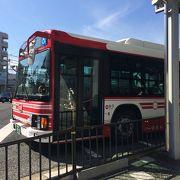 石山寺へ行く時は、石山駅からこのバスに乗ろう♪