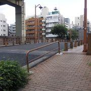 堅川にかかる橋