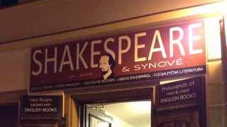 シェイクスピア アンド サンズ ブックストア アンド カフェ