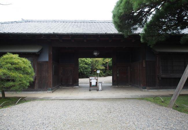 遠山記念館(美術館)