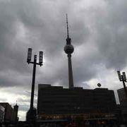 テレビ塔があります