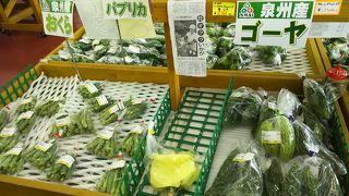 こーたりーな 大阪泉州農産物直売所