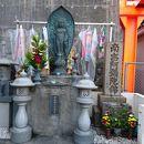 空襲による遭難者供養の碑